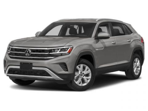 New 2020 Volkswagen Atlas Cross Sport V6 SEL FWD Small Sport Utility Vehicles 2WD