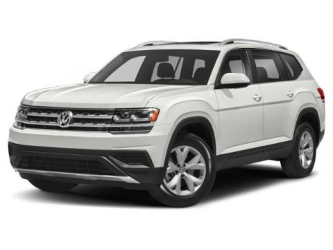2019 Volkswagen Atlas V6 S with 4MOTION®