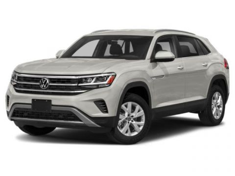 New 2020 Volkswagen Atlas Cross Sport V6 SEL R-Line with 4MOTION® AWD Small Sport Utility Vehicles 4WD