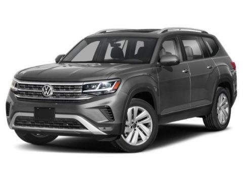 New 2021 Volkswagen Atlas V6 SEL Premium with 4MOTION® AWD Standard Sport Utility Vehicles 4WD
