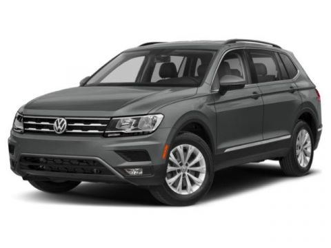 New 2020 Volkswagen Tiguan S FWD Small Sport Utility Vehicles 2WD