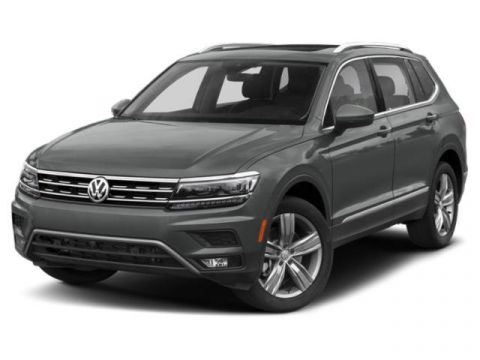 New 2020 Volkswagen Tiguan SEL with 4MOTION® AWD Small Sport Utility Vehicles 4WD